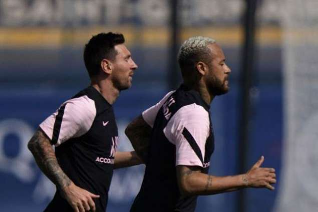 Messi, Neymar Picked for UEFA Champions League Group Stage Match Against Club Brugge - PSG