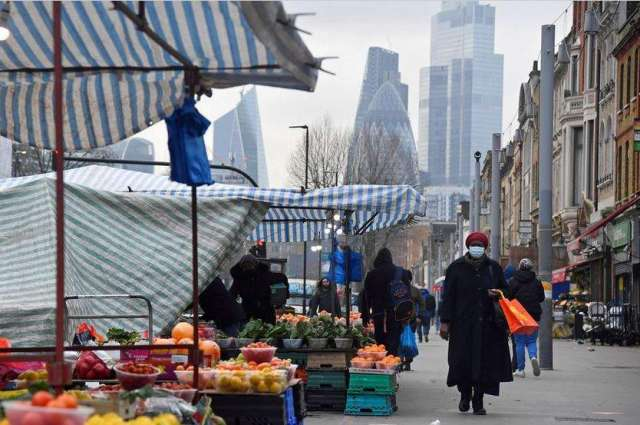 UK Inflation Rate Jumps to Record 3,2% as Food, Transport Costs Rise - Report