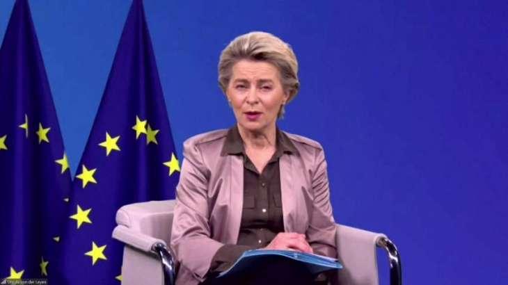 EU, NATO to Present Joint Declaration on Cooperation by End of 2021 - Von Der Leyen