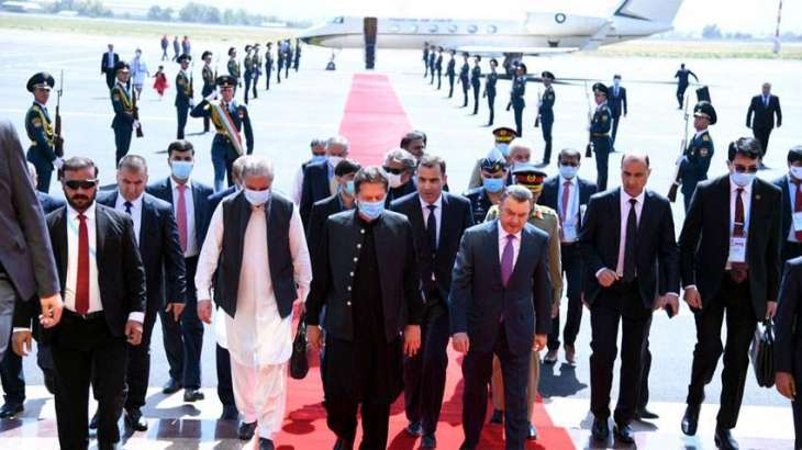 PM reaches Dushanbe on two-day official visit to attend SCO