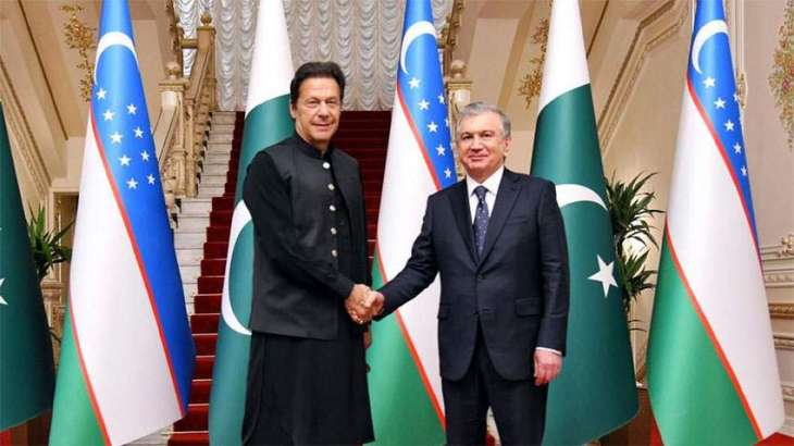 PM underscores fast-tracking trade between Pakistan and Uzbekistan