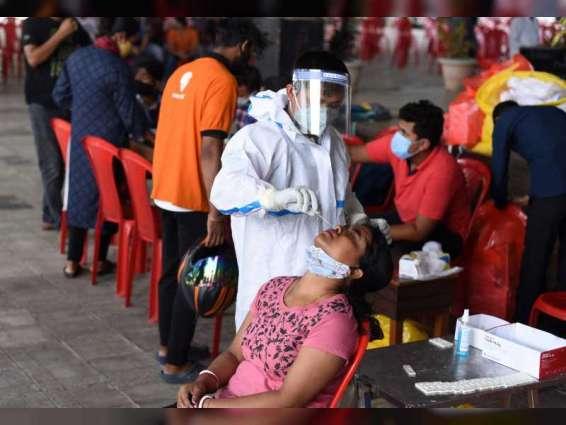 """الهند تسجل أكثر من 34 ألف إصابة بفيروس """"كورونا"""""""