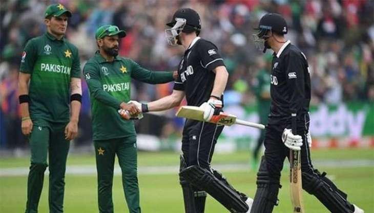 New Zealand calls off Pakistan tour, citing 'security reasons