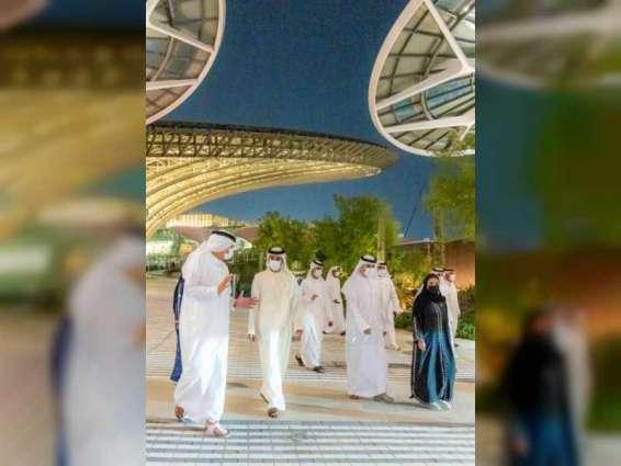 راشد النعيمي: أنظار العالم تتجه لدولتنامع انطلاق إكسبو 2020 دبي.