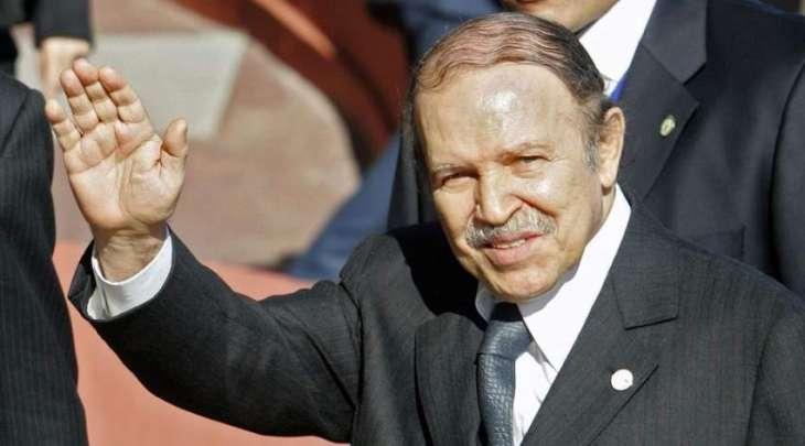 وفاة الرئیس الجزائري السابق عبدالعزیز بوفتلیقة عن عمر ناھز 84 عاما
