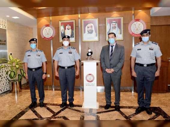 شرطة أبوظبي تحصل على اعتراف دولي في المرونة المؤسسية من ICOR