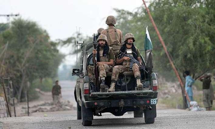 Security forces kill TTP terrorist commander in North Waziristan