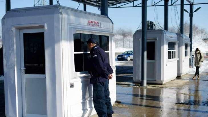 Kosovo Bars Serbian-Registered Vehicles From Entering - Interior Ministry