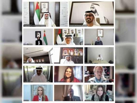 """انطلاق مهرجان """" إشراقات"""" فى أبوظبي تحت شعار """" التسامح معرفة"""" بحضور 1500 شخصية عالمية"""