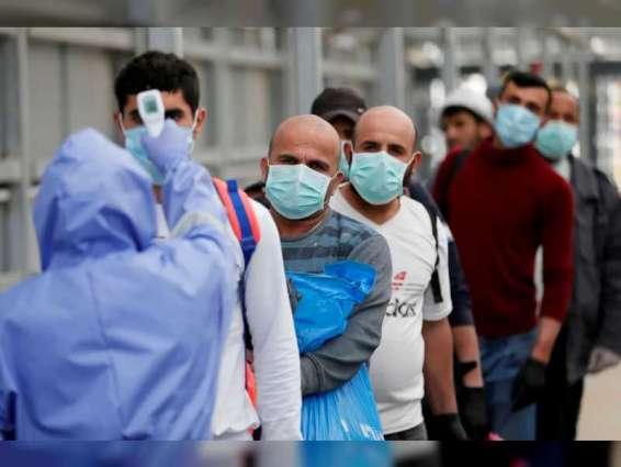 16 وفاة و2103 إصابات جديدة بفيروس كورونا في فلسطين