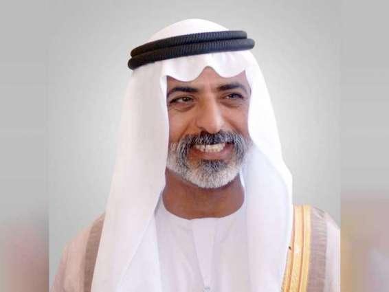 نهيان بن مبارك : متطوعو إكسبو 2020 يجسدون قيم الإمارات ومستعدون للترحيب بالعالم