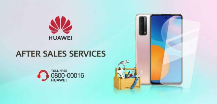 Huawei redefines after-sale service with HUAWEI Care in Pakistan