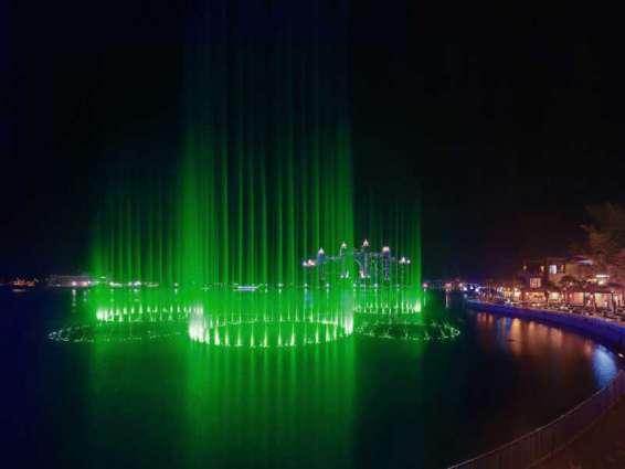 دبي تحتفي باليوم الوطني السعودي الـ91 بفعاليات عائلية و عروض مميزة
