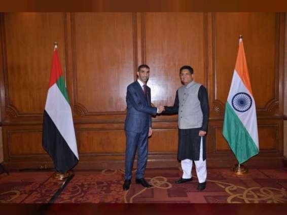 الإمارات والهند تطلقان محادثات للتوصل إلى اتفاقية شراكة اقتصادية شاملة