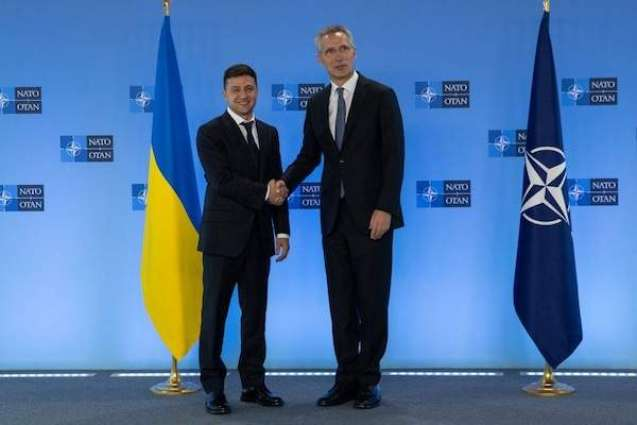 Zelenskyy Tells Stoltenberg About Important to Boost NATO Countries' Navies in Black Sea