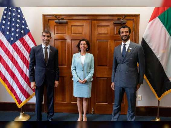 UAE, US strengthening business cooperation