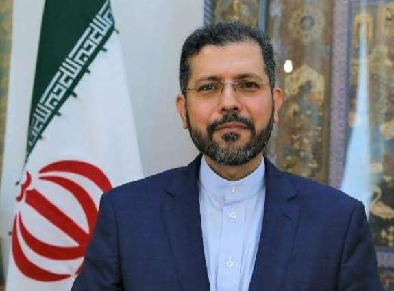 Iran says in talks with Saudis on Gulf security