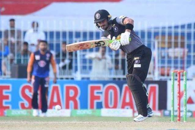 KP scores 187/5 against CP in Second match of national T20 Cup