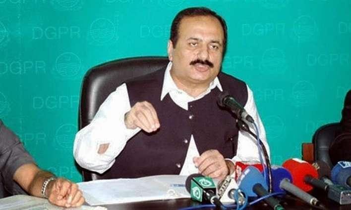 Rana Mashood refuses to play cricket with PTI MPAs
