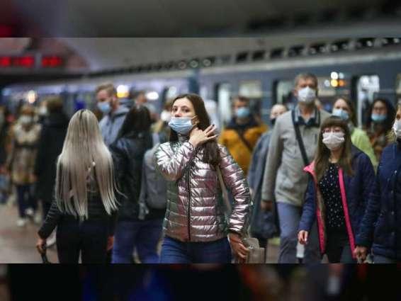 """روسيا تسجل أعلى حصيلة وفيات بـ""""كورونا"""" منذ بداية الجائحة"""