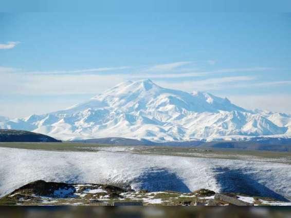 مصرع 5 أشخاص من متسلقي الجبال شمال القوقاز