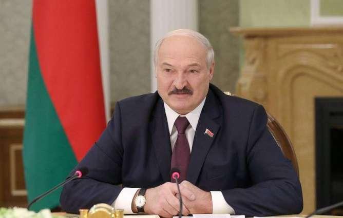 Lukashenko Making Private Visit to Sochi - Source