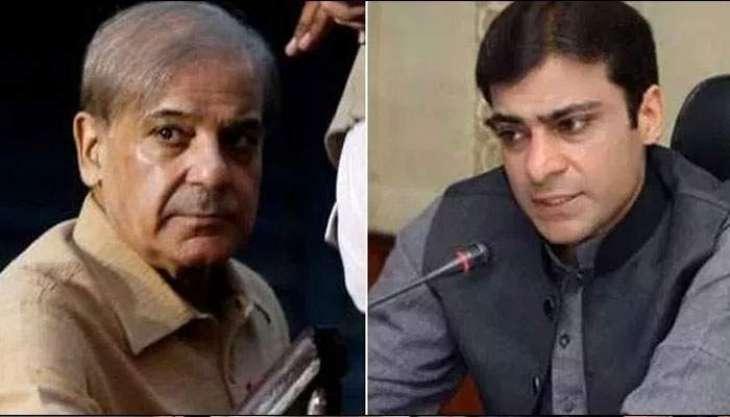 Court extends interim bail of Shehbaz Sharif, Hamza in money laundering case