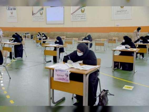 مدرسة خولة بنت الأزور العسكرية تستقبل الدورة العاشرة الاختيارية بالخدمة الوطنية لبنات الوطن