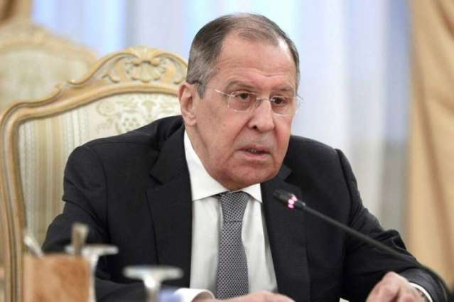 Russia, US Planning Meetings at Foreign Ministry Level - Lavrov
