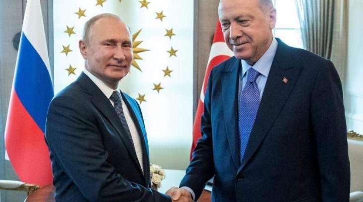 Putin, Erdogan to Discuss Distinguishing Between Terrorists, Opposition in Syria - Lavrov