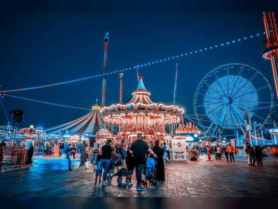 Global Village voted 'Best Family Attraction in Middle East' at International Travel Awards 2021