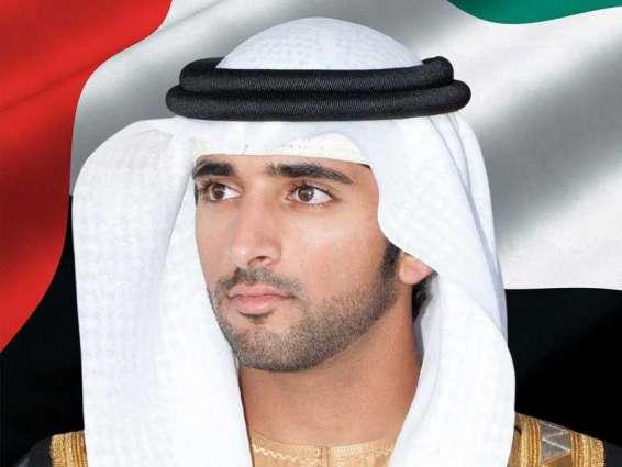 حمدان بن محمد يصدر قراراً بشأن تنظيم المُصلّيات في إمارة دبي