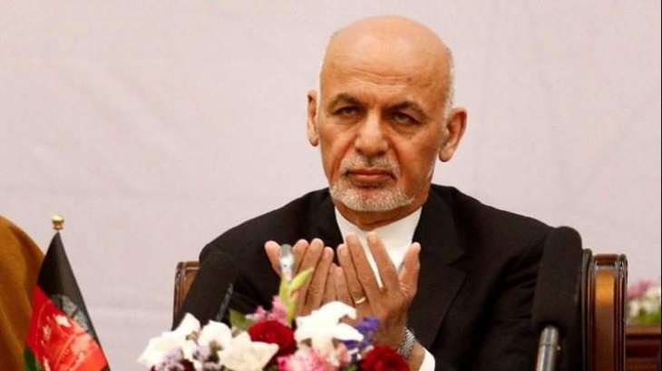 Ghani Says His Facebook Hacked as Calls for Taliban Recognition Were Posted