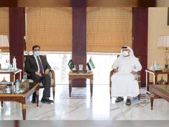 غرفة أبوظبي تبحث فرص تعزيز التعاون مع باكستان