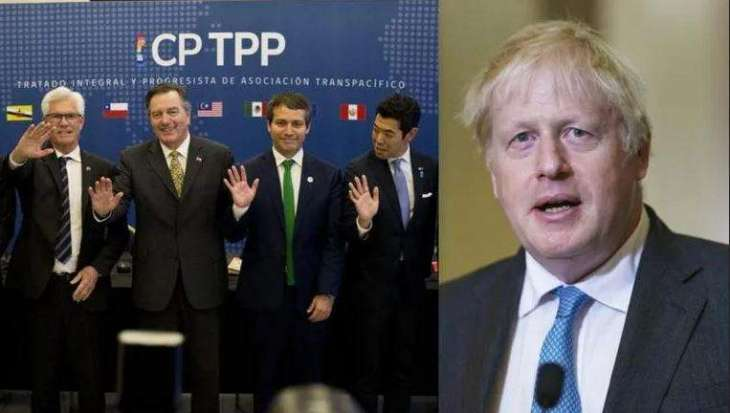 UK to Start First Round of Talks on Joining Trans-Pacific Trade Bloc