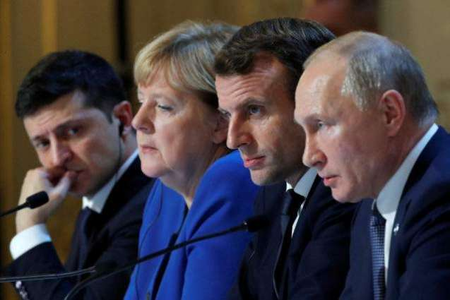 Kremlin Believes There Is Risk of Failing to Hold Normandy Four Summit Under Merkel