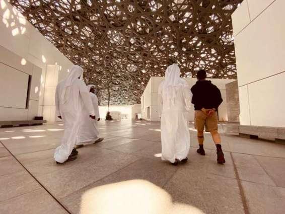 """""""أبوظبي الرياضي"""" يبحث مع مؤسس سبارتن تحضيرات تنظيم البطولة ديسمبر المقبل"""