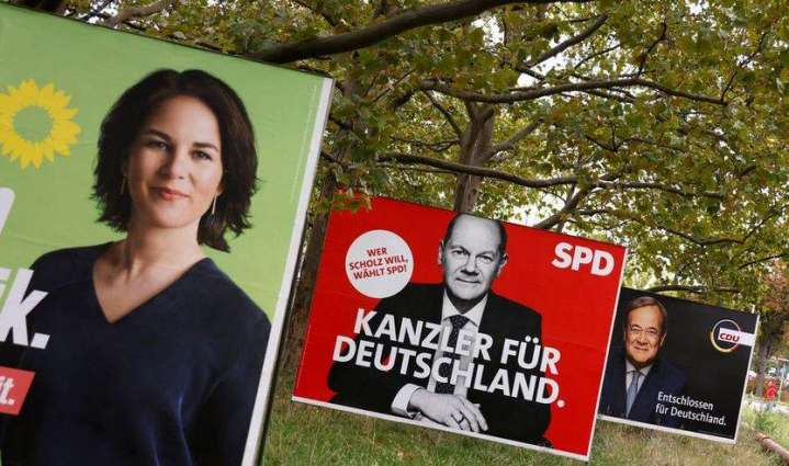 Germany's Greens Likely to Form Traffic Light Coalition With Social Democrats, Liberals