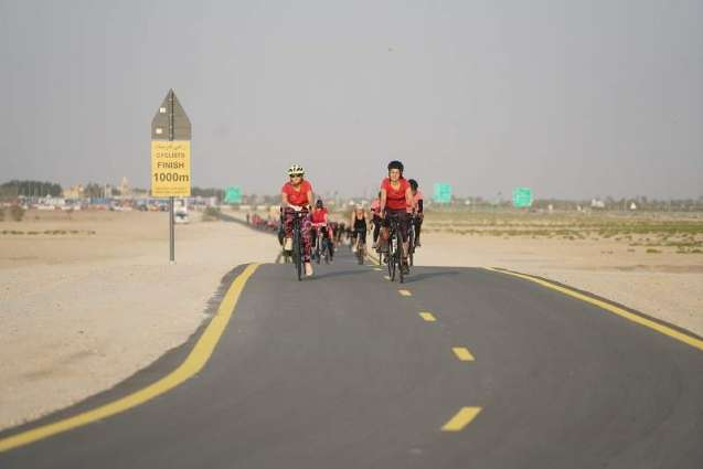 Dubai Sports Council announces Women's Cycling Challenge presented by DP World
