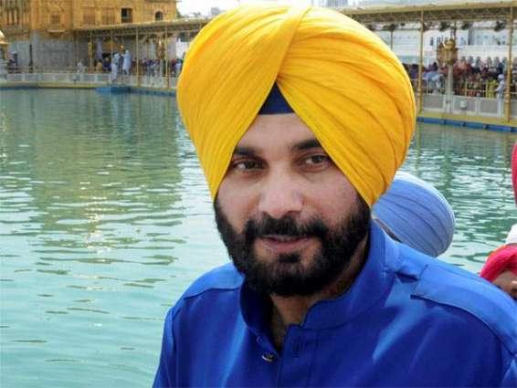 Navjot Singh Sidhu resigns as Punjab Pradesh Congress Committee's President
