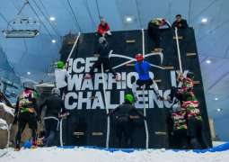 Registrations for Ice Warrior Challenge 12 close on Wednesday