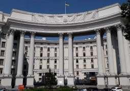 Senior Ukrainian Diplomat Calls Russian Journalists 'Terrorists'