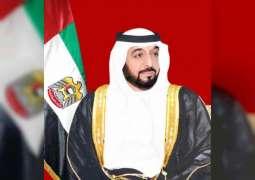 رئيس الدولة يصدر قراراً باعتماد المبادئ العشرة لدولة الإمارات العربية المتحدة للخمسين عاماً القادمة