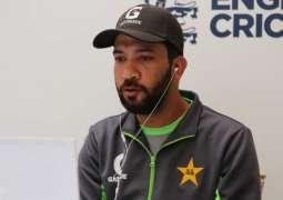 Sohaib Maqsood ruled out, Shoaib Malik named replacement