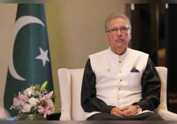 EXCLUSIVE: President of Pakistan says Gwadar, Jebel Ali ports complement international trade
