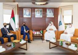 Abu Dhabi Chamber discusses boosting economic cooperation with Malaysian Ambassador