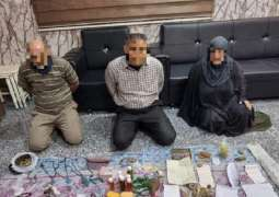 القبض علی مشوذین بتھمة اغتصاب سیدة فی العراق