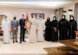 راشد النعيمي : بلدية عجمان حريصة على توثيق علاقاتها مع الشركاء لدفع عجلة التنمية الشاملة