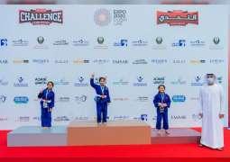 أجواء حماسية في منافسات اليوم الأول من بطولة التحدي للجوجيتسو