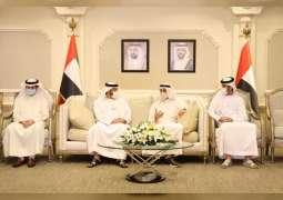 """الصندوق الوطني لرعاية وتنمية المشروعات في الكويت يطلععلى تجربة مؤسسة """"رُوّاد"""""""